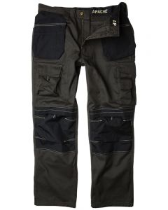 Apache Kneepad Holster Trouser Grey/Black
